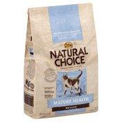 NUTRO Cat Food, Senior, Mature Health, Chicken Meal & Rice Formula