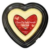 Chuckanut Bay Foods New York Heart Cheesecake