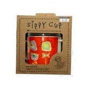 SugarBooger Baby's Birds & Butterflies Sippy Cup