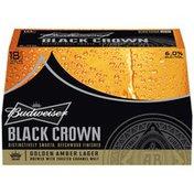 Budweiser Black Crown Beer