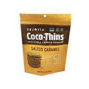 Sejoyia Coco-thins Snackable Cashew Cookies