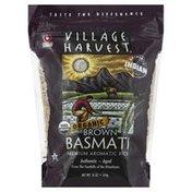 Village Harvest Rice, Organic, Brown Basmati
