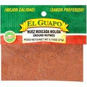 El Guapo® Ground Nutmeg (Nuez Moscada Molida)