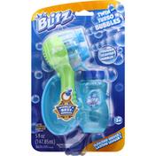 Blitz Toy, Twin Turbo Bubbles, 3+