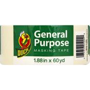 Duck Masking Tape, General Purpose