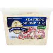 San Francisco Foods Seafood & Shrimp Salad, with Dill