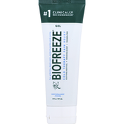 Biofreeze Pain Relief, Cold Therapy, Gel