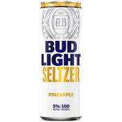 Bud Light Hard Seltzer Pineapple, Can