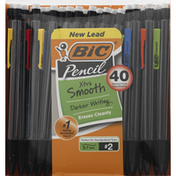 BiC Mechanical Pencils, Xtra-Smooth, No. 2 (0.7 mm)