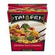 Tai Pei General Tso's Chicken
