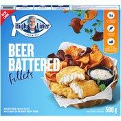 High Liner Beer Battered Fillets