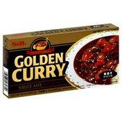 Golden Curry Sauce Mix, Golden Curry, Hot