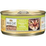 Nutro MAX CAT Adult Chicken & Liver Formula Cat Food