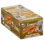 Honey Stinger Waffle, Organic, Caramel