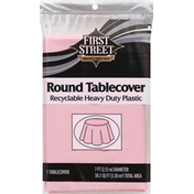 First Street Tablecover, Round