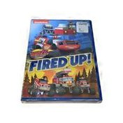 Paramount Farms Blaze And The Monster Machines: Fired Up! Dvd