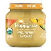 Happy Baby Pears, Pineapple & Avocados