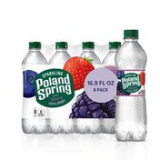 Poland spring Sparkling Water, Triple Berry