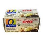 O Organics Sweet Cream Butter