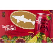 Dogfish Head IPA Flesh & Blood