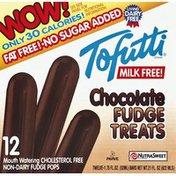 Tofutti Fudge Treats, Chocolate