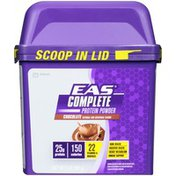 EAS Complete Chocolate Protein Powder