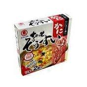Higashimaru Shoyu Zosui Crab Porridge