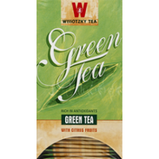 Wissotzky Tea Green Tea, with Citrus Fruits, Tea Bags