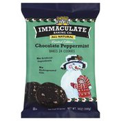 Immaculate Bakery Cookie Dough, Chocolate Peppermint