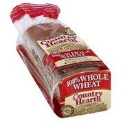 Country Hearth Bread, 100% Whole Grain, Big