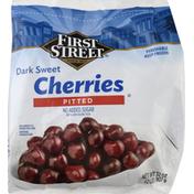 First Street Cherries, Dark Sweet, Pitted