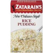 Zatarain's Rice Pudding Mix