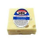 Mertel French Emmental Cheese