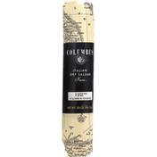 Columbus Salame, Italian Dry, Fiore