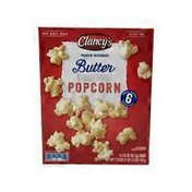Clancy's Butter Microwave Popcorn