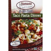 Namaste Foods Pasta Dinner, Gluten Free, Taco