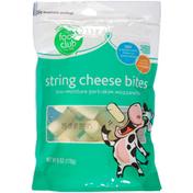 Food Club Low-Moisture Part-Skim Mozzarella String Cheese Bites