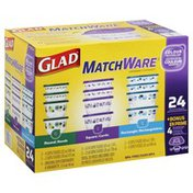 Glad Containers, Assorted