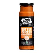 Good Food For Good Organic Butter Chicken Sauce