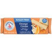 Voortman SF Orange Creme Wafer