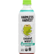 Harmless Harvest Juice Beverage, Coconut Water & a Hint of Cucumber Mint