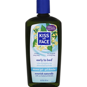 Kiss My Face Shower Gel, Early to Bed, Clove & Ylang Ylang