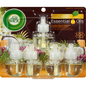 Air Wick Scented Oil Refills, Paradise Retreat Fragrance