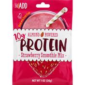 Just ADD Smoothie Mix, Protein, Strawberry
