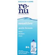 ReNu Multi-Purpose Solution, Gentle Formula