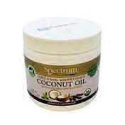 Spectrum Organic Lavender Vanilla Coconut Oil