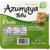 Azumaya Tofu, Firm