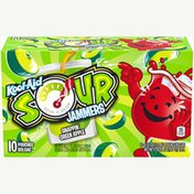 Kool-Aid Green Apple Flavored Drink Pouches