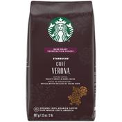 Starbucks Caffè Verona Dark Roast Ground Coffee