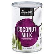 Essential Everyday Coconut Milk, Unsweetened